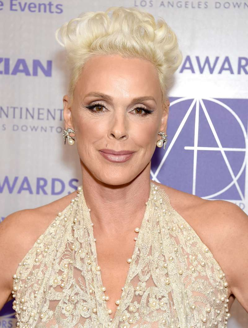 55 Year Old Mom Brigitte Nielsen Flaunts Flawless Post Baby Figure