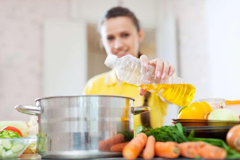Какие масла лучше всего подходят для разной готовки