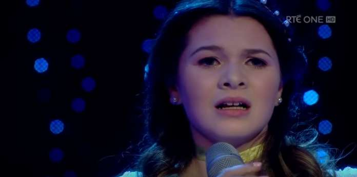 "15-Year-Old Girl Gets Standing Ovation For Her Dramatic Rendition Of ""Never Enough"" From ""The Greatest Showman""15-Year-Old Girl Gets Standing Ovation For Her Dramatic Rendition Of ""Never Enough"" From ""The Greatest Showman"""
