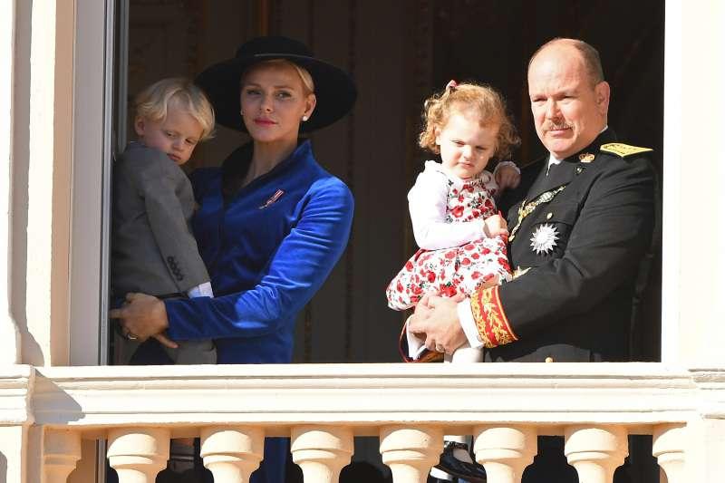 Cuánto han crecido: la princesa Charlene de Mónaco compartió una adorable foto de sus gemelos