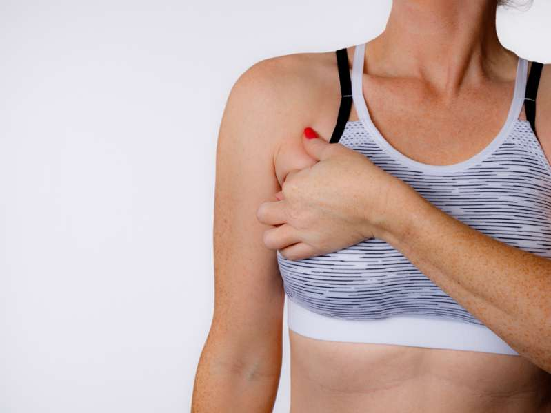 Be Attentive, Ladies! Reasons Why Your Nipples May Hurt