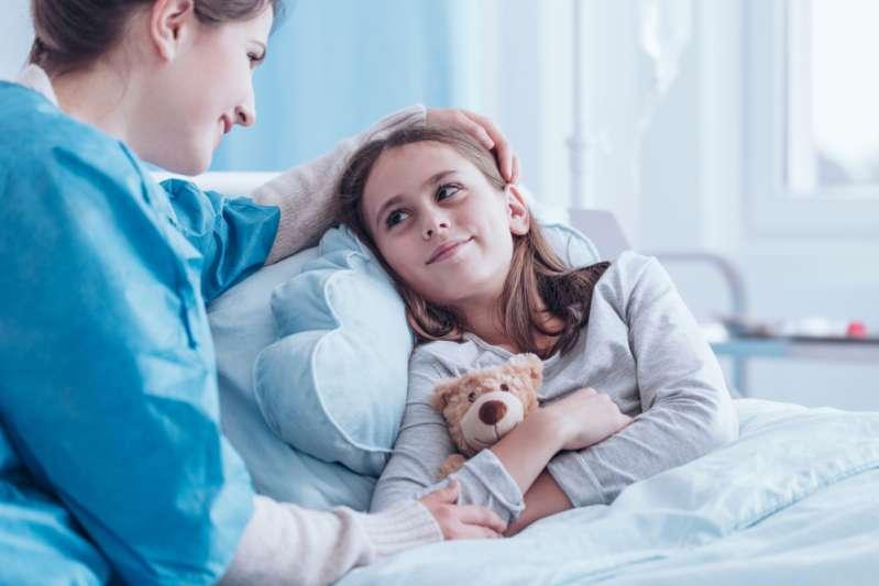 Sus padres no salían del asombro al enterarse de que su hija de solo 2 años tenía cáncer de ovarioSus padres no salían del asombro al enterarse de que su hija de solo 2 años tenía cáncer de ovario