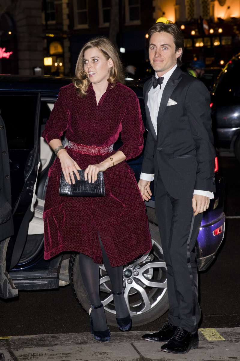 Ring-Ring! Princess Beatrice Is So In Love With Her Beau At The First Official Appearance Together