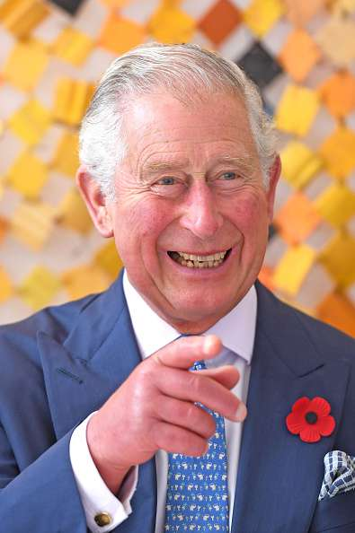 As A Way Of Celebrating His 70th Birthday, Prince Charles Released New Pictures Of Members Of His Family