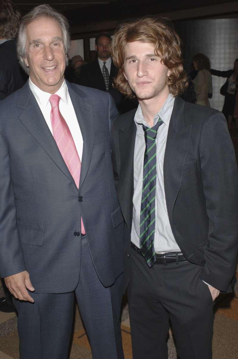 Le fils d'Henry Winkler est le portrait craché de son célèbre père, mais il n'a pas hérité que de son physique