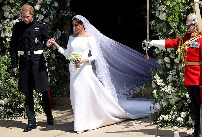 C'est officiel : la robe de mariée de Kate Middleton a été élue plus belle de toutes !