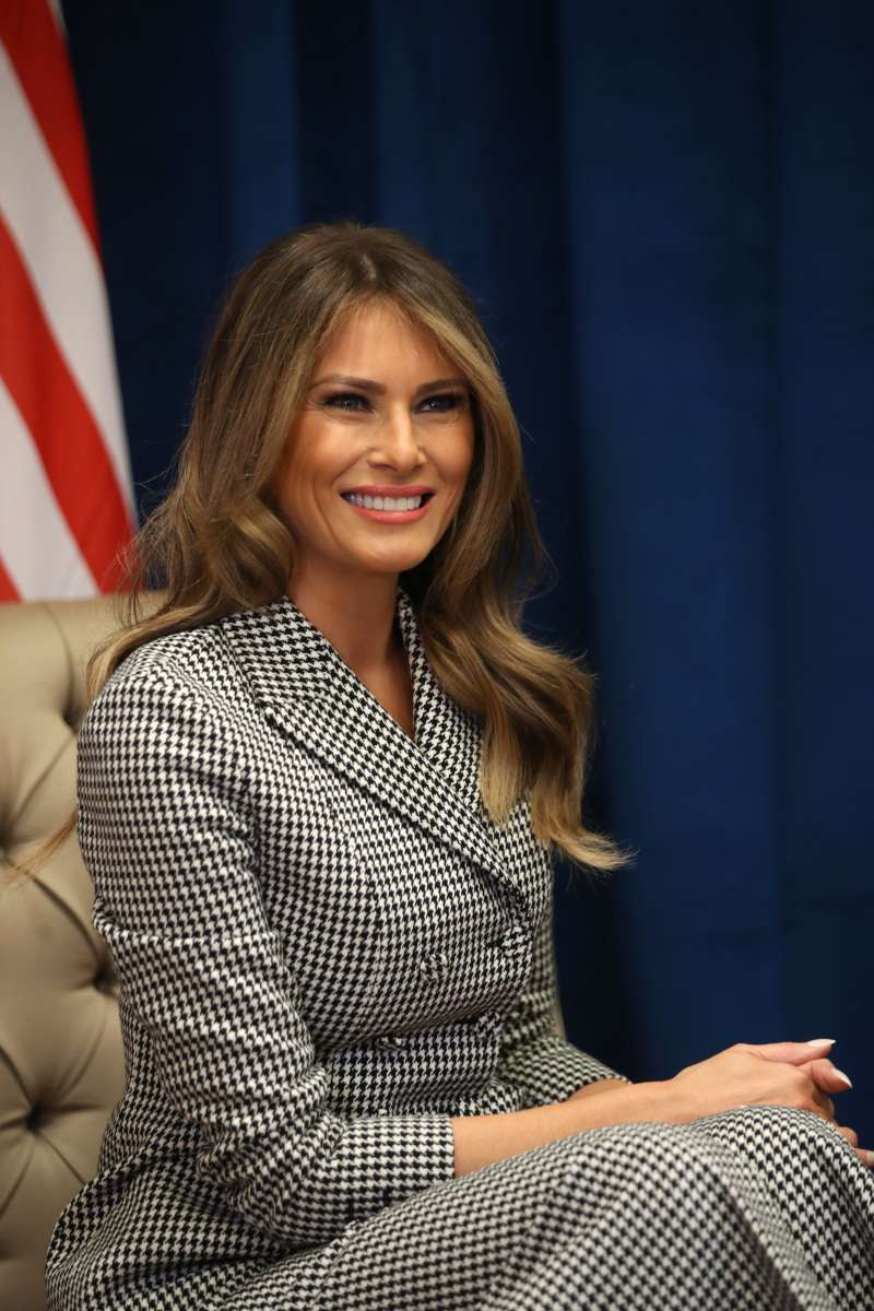 'Be Best': Melania Trump Knew She Would 'Be Criticized' But She's Doing 'What Is Right' For The Next Generation'Be Best': Melania Trump Knew She Would 'Be Criticized' But She's Doing 'What Is Right' For The Next Generation'Be Best': Melania Trump Knew She Would 'Be Criticized' But She's Doing 'What Is Right' For The Next Generation