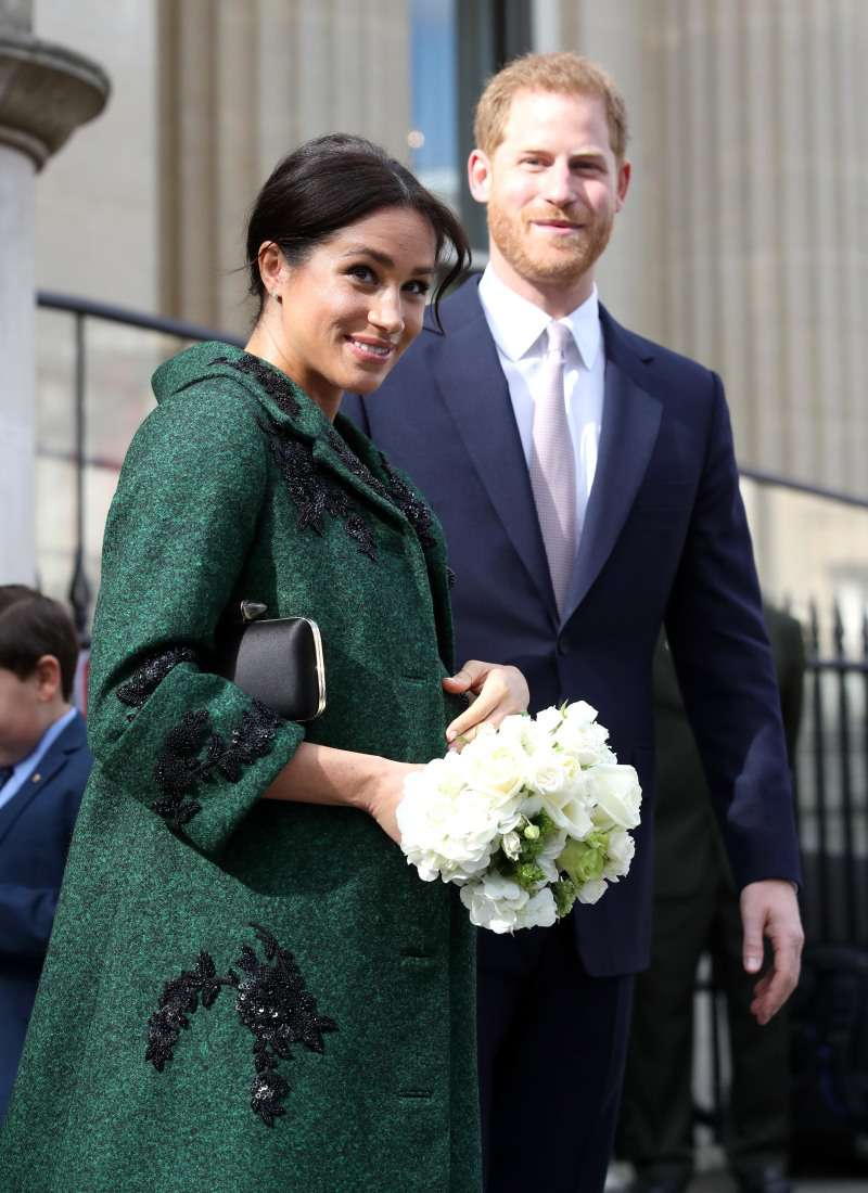So Sweet! Harry And Meghan Sneak In A Stealthy Cute Moment At The Commonwealth Day ServiceSo Sweet! Harry And Meghan Sneak In A Stealthy Cute Moment At The Commonwealth Day Service