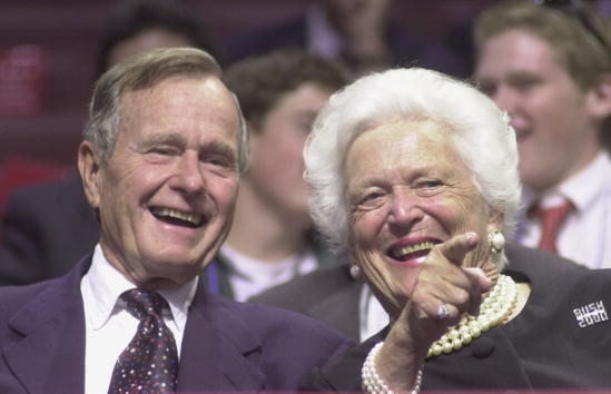 Echoes Of Love: The Only Remaining Love Letter George H. W. Bush Sent To Barbara Bush Resurfaces And It's Beautiful