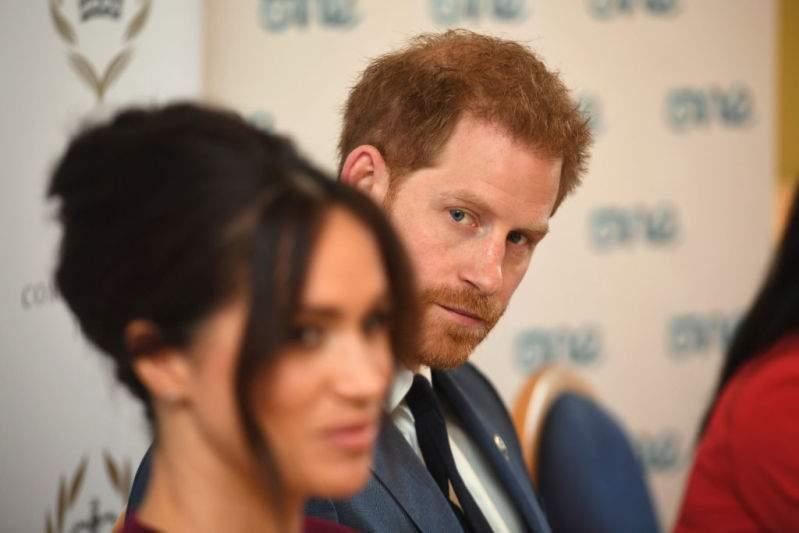 Le prince Harry laisse Meghan Markle prendre le contrôle du château de Windsor dit une experte en langage corporel
