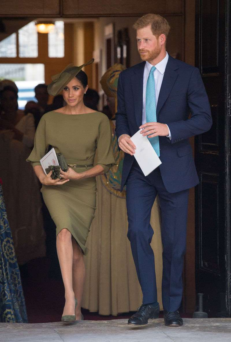 One Detail That Makes Meghan Markle Look Extra Noble And Elegant