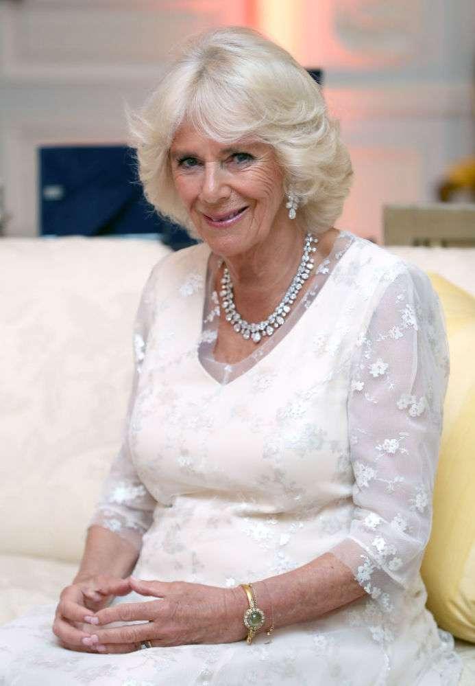 Herzogin Camilla ist jetzt offiziell eine Taufpatin! Wann werden Harry und Meghan endlich die Taufpaten ihres Babys bekannt geben?