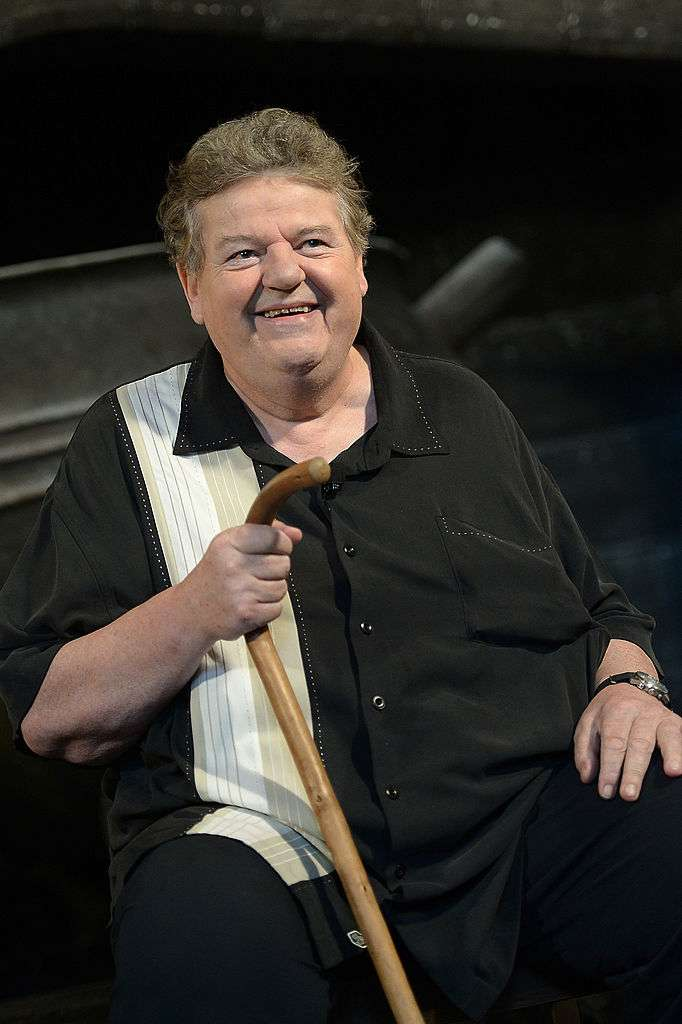 Harry Potter Star Robbie Coltrane Is Confined To A Wheelchair After Years Of Battling Osteoarthritis-