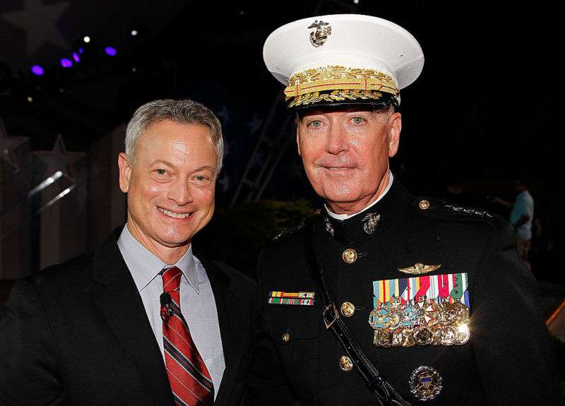 """'Forrest Gump' Actor, Gary Sinise Donates Millions To """"Defenders"""" Of The Nation"""