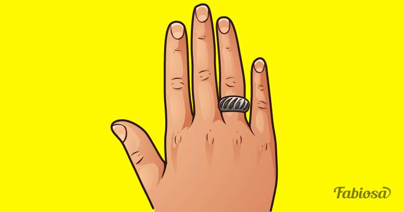 What's Your Type? The Finger You Wear Your Ring On Can Tell The Kind Of Personality You Have