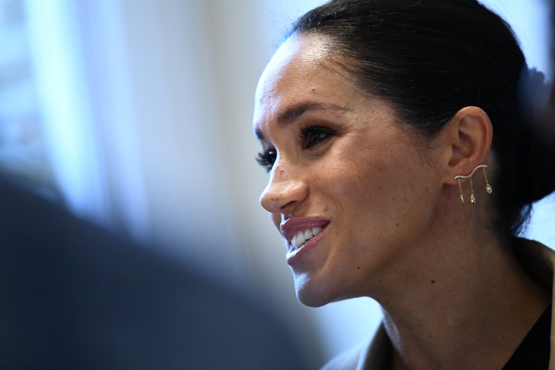 Nature Of The Fashion Queen: Duchess Meghan Chooses The Most Unusual Earrings At 'Smart Works' HQNature Of The Fashion Queen: Duchess Meghan Chooses The Most Unusual Earrings At 'Smart Works' HQNature Of The Fashion Queen: Duchess Meghan Chooses The Most Unusual Earrings At 'Smart Works' HQ