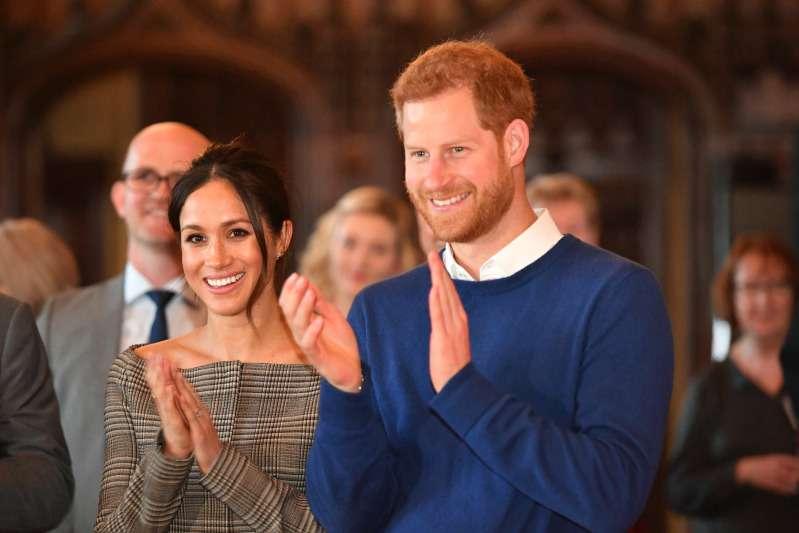 Rumores confirmados: Meghan Markle está embarazada y el príncipe Harry no podría estar más felizRumores confirmados: Meghan Markle está embarazada y el príncipe Harry no podría estar más feliz