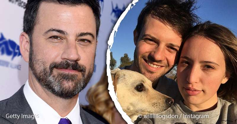 Jimmy Kimmel S Daughter Katie Is Engaged As Her Bf Proposes After A 3 Week Whirlwind Romance Jimmy kimmel and molly mcnearney married in 2013 and have two children togethercredit: jimmy kimmel s daughter katie is