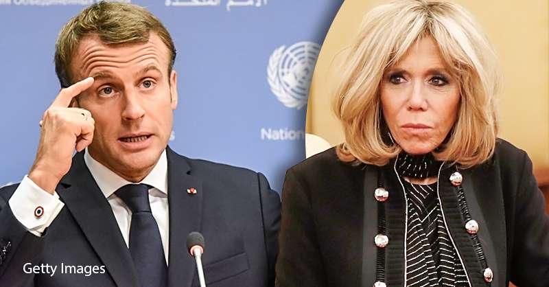 Gewicht brigitte macron Brigitte Macron