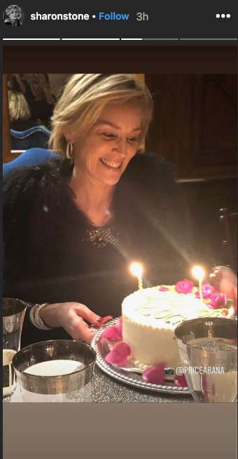 Forever Young! Sharon Stone Is Celebrating Her 61st Birthday & Wow, She Looks More Radiant Than Ever