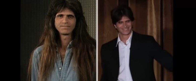 Rock And Roll Couple Who Hadn't Cut Their Hair In More Than A Decade Undergo A Major Makeover That Makes Them Fall In Love Again