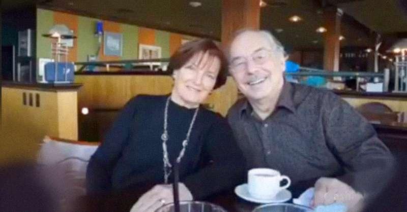 Супружеская пара, прожившая вместе 62 года, расстается друг с другом, потому что их не могут поселить вместе