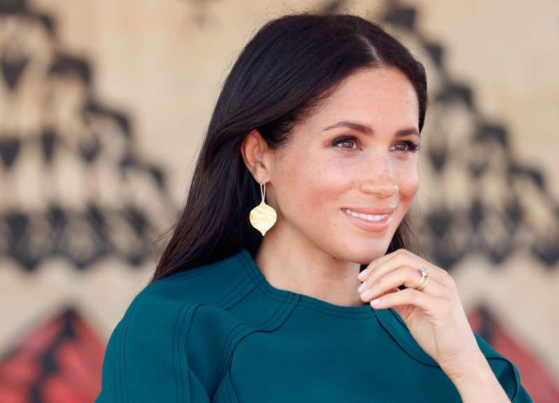 Winds Of Change: How A Year As A Royal Has Affected Meghan Markle's Clothes Colors And Why