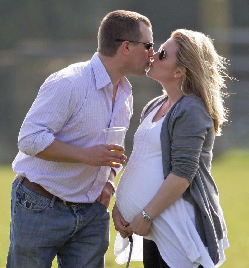 Zeitleiste der royalen Baby-Bäuche! Nein, Meghan Markle ist nicht die einzige, die ihren Bauch so oft berührt