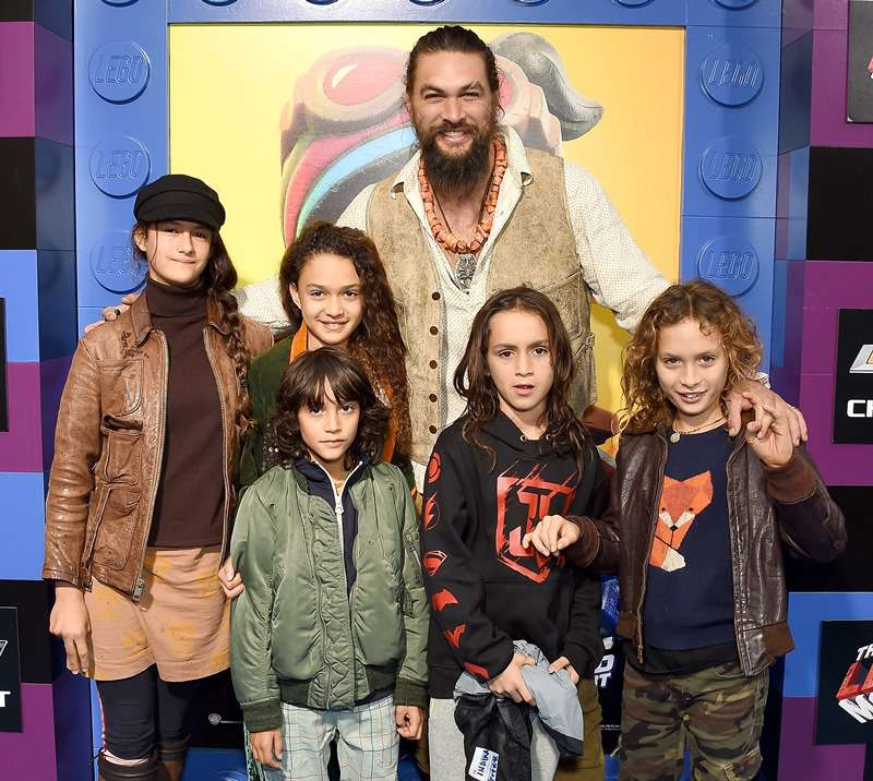 Super Daddy! Jason Momoa Looks Adorable With His Kids, And Fans Can't Get Enough Of Them
