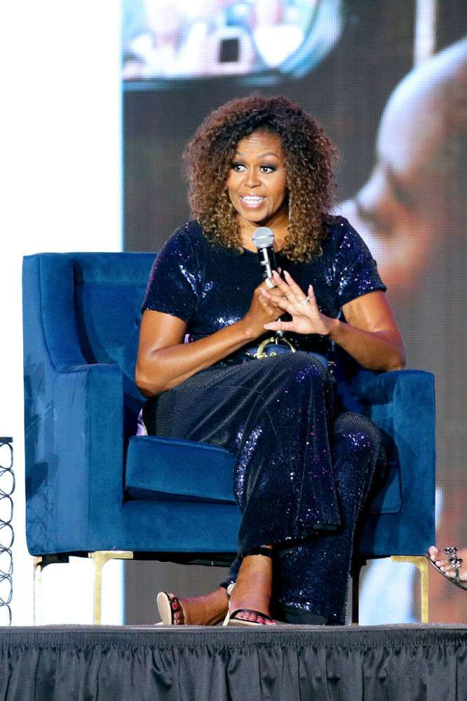 Stunning! Michelle Obama Debuts New Awesome Hairstyle And Fans Can't Help Admiring How Gorgeous She Is
