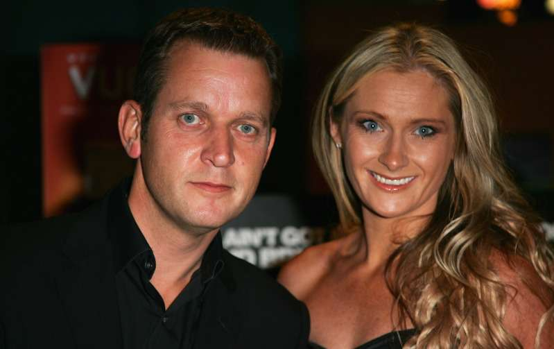 Jeremy Kyle - tough guy on a screen and softie at heart - opens up about becoming a first-time grandfather and mum's death