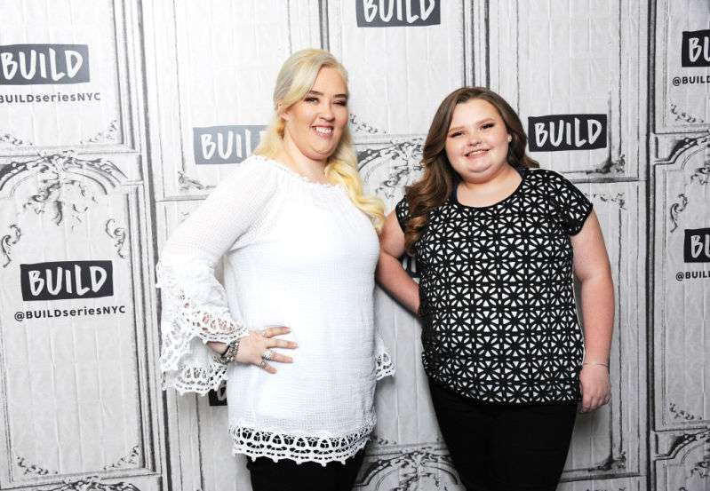 Mama June Accused Of Wearing A Fat Suit On Her New Show