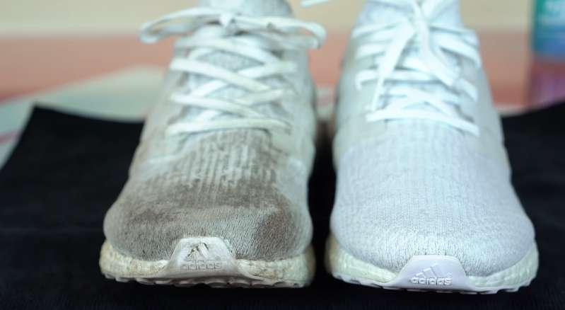 Как идеально отбелить белую обувь, чтобы она выглядела, будто вчера купленнаяКак идеально отбелить белую обувь, чтобы она выглядела, будто вчера купленная