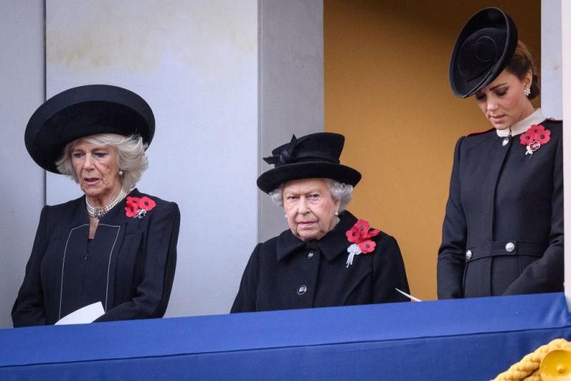 Une future reine : Kate Middleton était rayonnante et d'une élégance royale lors de la Fête du Souvenir