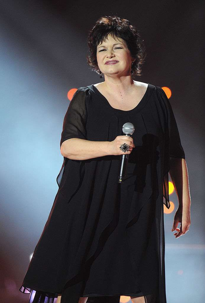 Singer Maurane