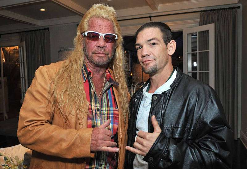 Dog The Bounty Hunter's Son Leland Hospitalized While Family Mourns The Passing Of Beth Chapman
