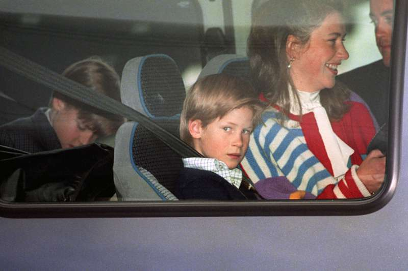 Another Mistress For Prince Charles? Was William And Harry's Nanny More Than Just A Royal Babysitter?