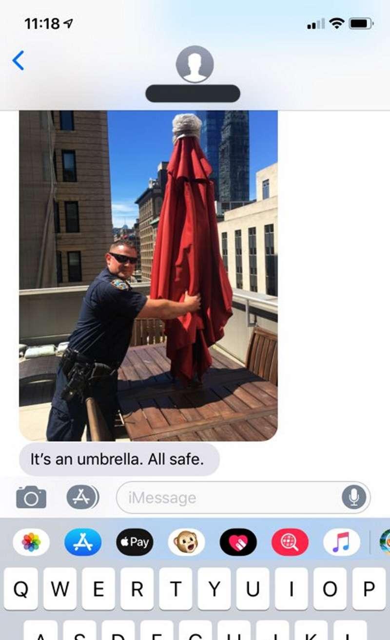 Wenn sich Hilfsbereitschaft als großer Fehler herausstellt: Mädchen rief die Polizei, als sie eine Frau auf einem Dach stehen sah