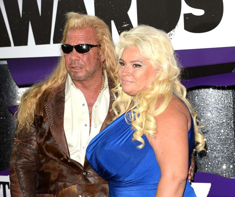 Duane 'Dog' Chapman Emotionally Says The Last Goodbye To His Beloved Wife Beth At Memorial Service