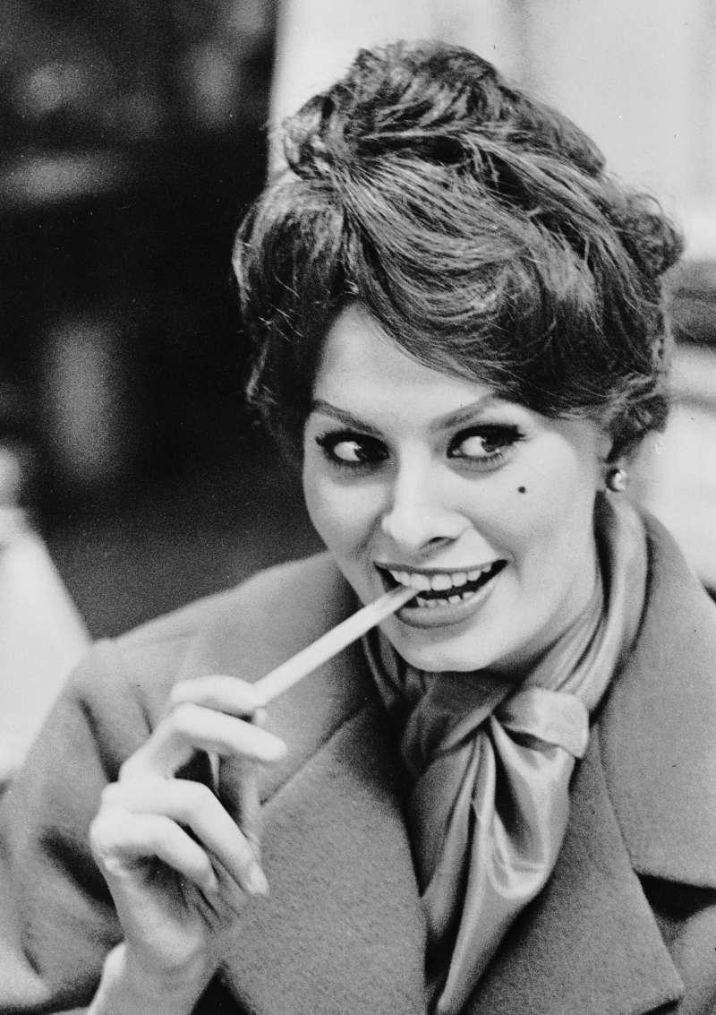 Hollywood beauty secret: rejuvenating mask from Sophia Loren