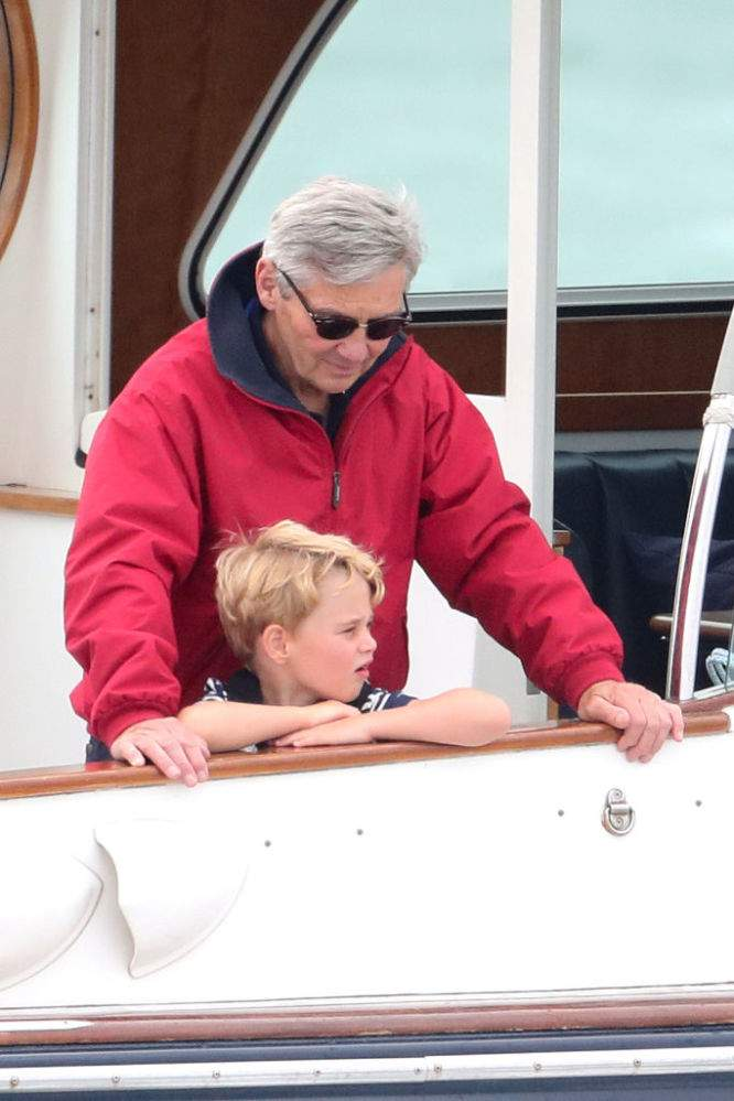"""Carole And Michael Middleton Acted Like """"Traditional"""" Grandparents To George And Charlotte At The King's Cup Regatta, A Body Language Expert ClaimsCarole And Michael Middleton Acted Like """"Traditional"""" Grandparents To George And Charlotte At The King's Cup Regatta, A Body Language Expert ClaimsCarole And Michael Middleton Acted Like """"Traditional"""" Grandparents To George And Charlotte At The King's Cup Regatta, A Body Language Expert ClaimsCarole And Michael Middleton Acted Like """"Traditional"""" Grandparents To George And Charlotte At The King's Cup Regatta, A Body Language Expert Claims"""