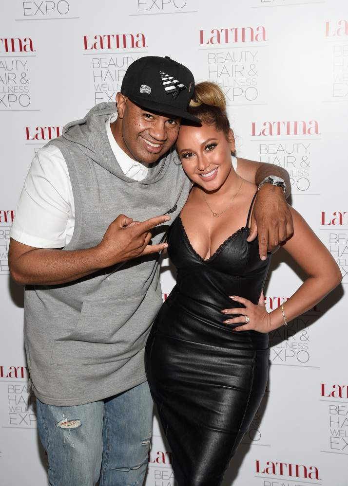 Who is adrienne bailon currently dating dating ebony