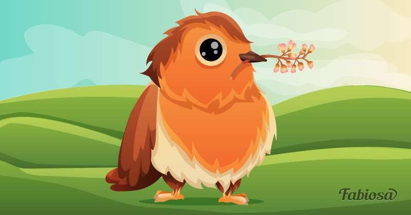 L'uccello patrono del mese di nascita svela i segreti della personalitàtalisman bird
