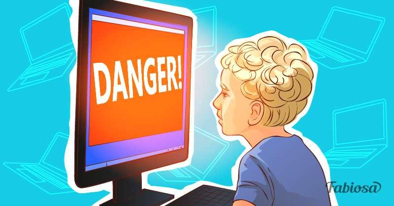 7 ошибок, о которых жалеют многие родители7 ошибок, о которых жалеют многие родители7 ошибок, о которых жалеют многие родителиchild, compuret, internet, danger