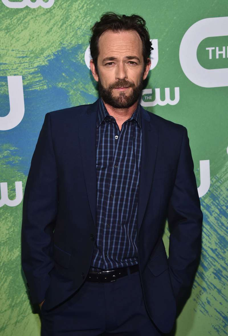 'Beverly Hills' & 'Riverdale' Star, Luke Perry, Has Passed Away At 52 After A Massive Stroke