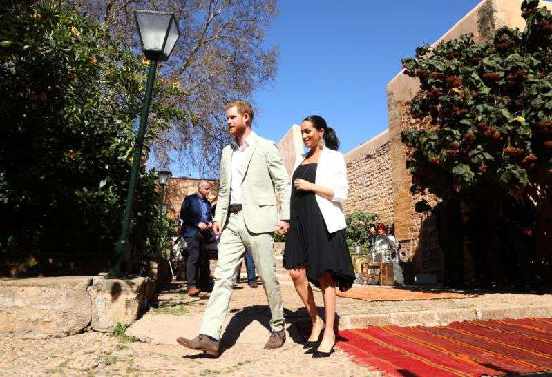 Stray Cat Photobombs Prince Harry And Meghan Markle's Picture During Their Visit To The Andalusian GardensStray Cat Photobombs Prince Harry And Meghan Markle's Picture During Their Visit To The Andalusian GardensStray Cat Photobombs Prince Harry And Meghan Markle's Picture During Their Visit To The Andalusian GardensStray Cat Photobombs Prince Harry And Meghan Markle's Picture During Their Visit To The Andalusian Gardens-