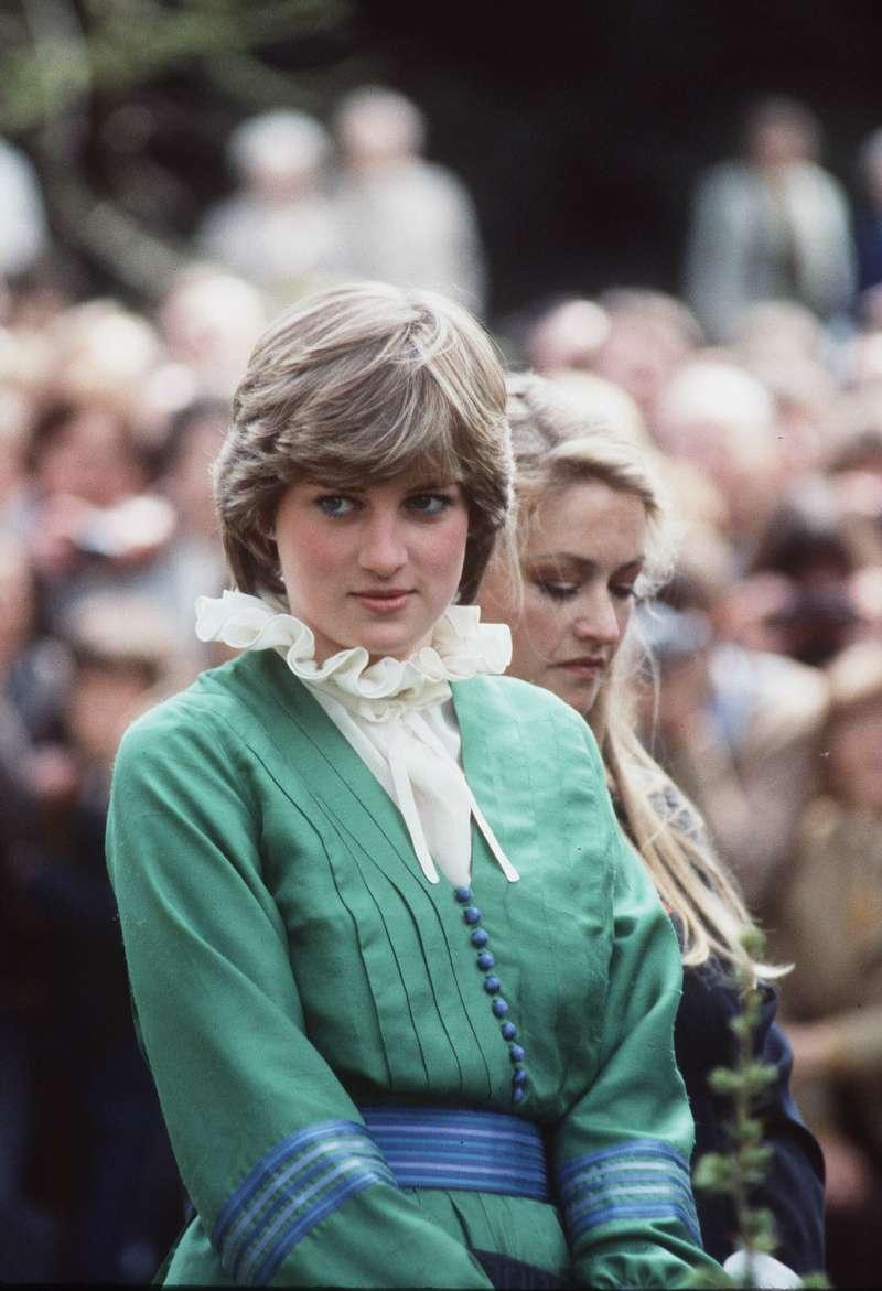 Por el bienestar de William, la princesa Diana decidió no volver a usar un vestido en particular