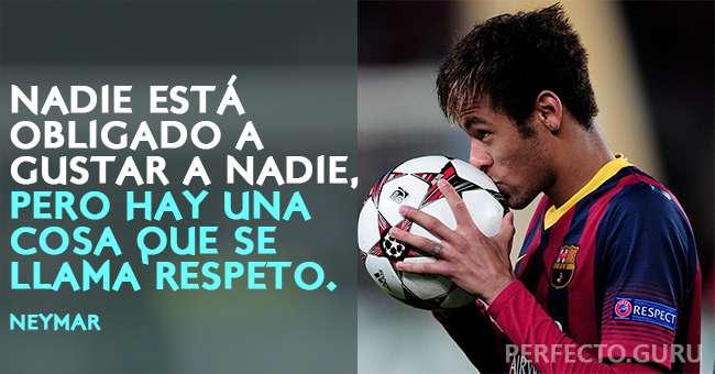 Las 20 Mejores Frases De Neymar