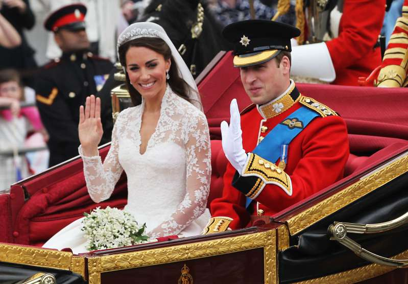 8 Little-Known Facts About Kate And William's Wedding Ceremony. Recap Dedicated To The Cambridges' 8th Anniversary