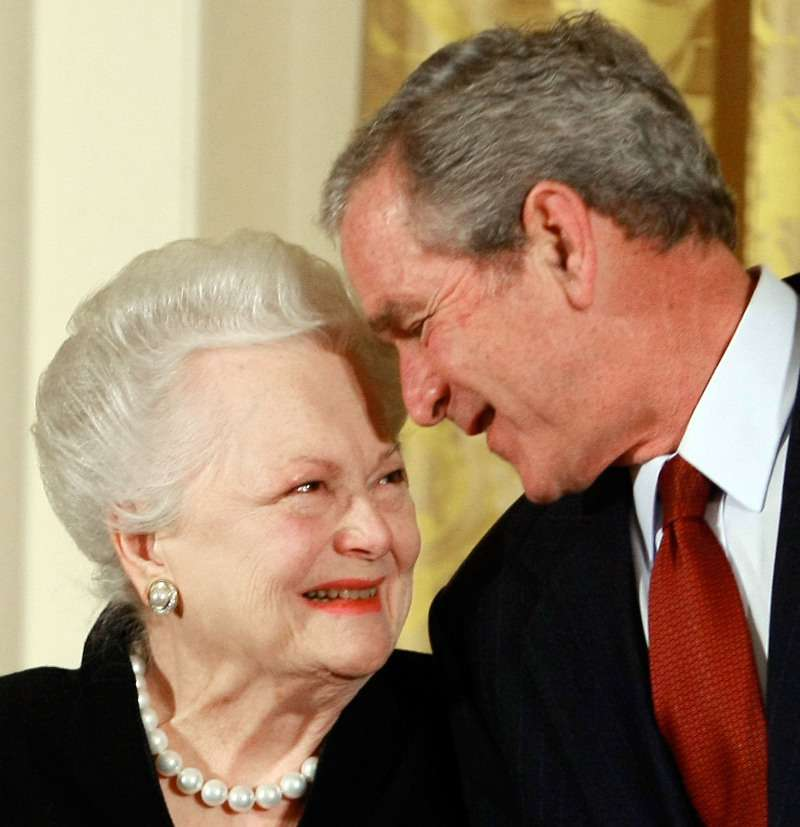 George H.W. And Barbara Bush's Love Story: They Met At A Christmas Party And Had Been Together For More Than 70 Years